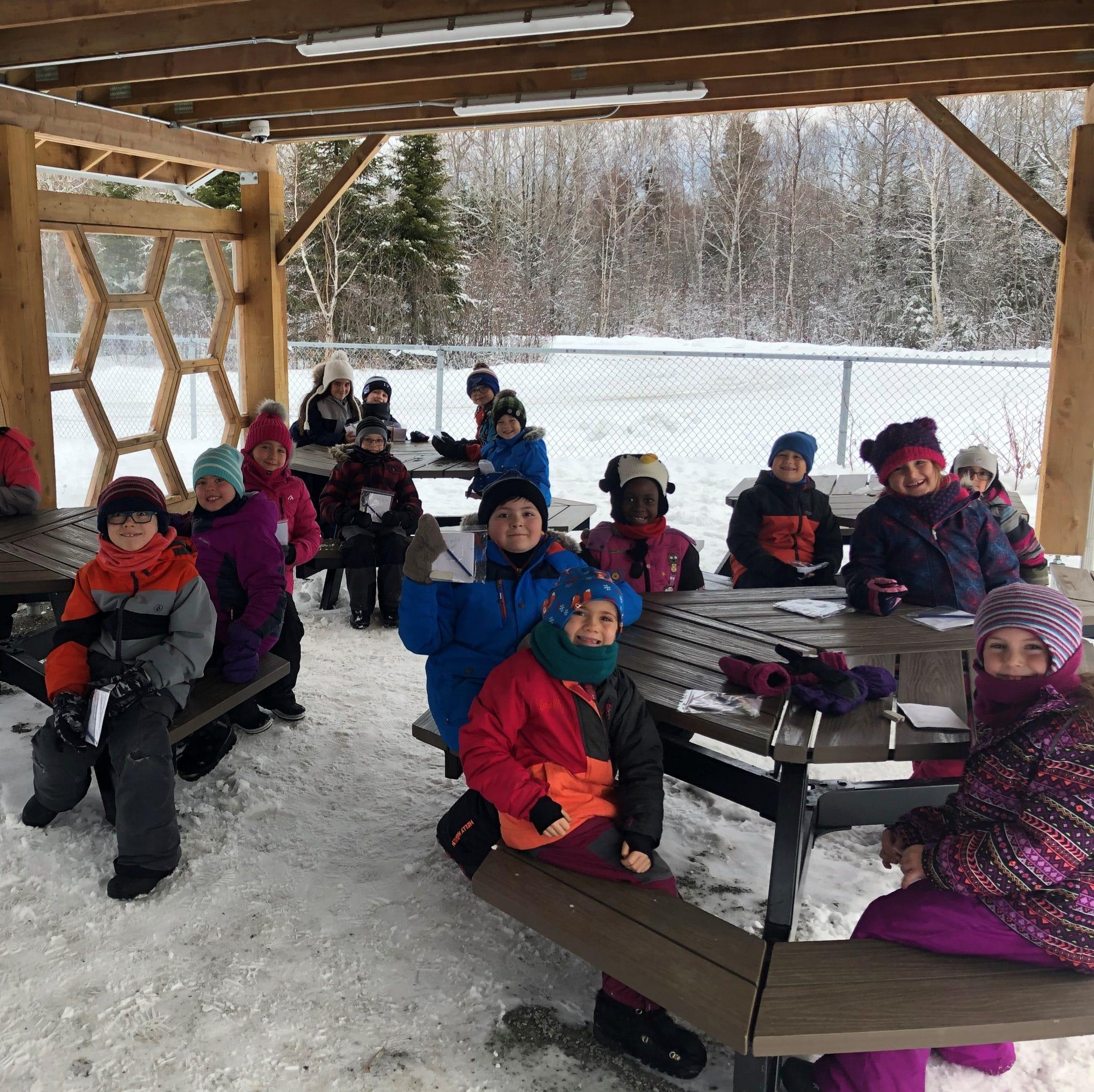 Crédit photo : École Saint-Joseph