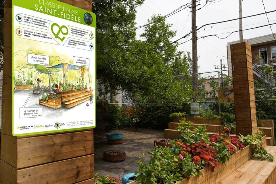 Crédit photo : Nature Québec