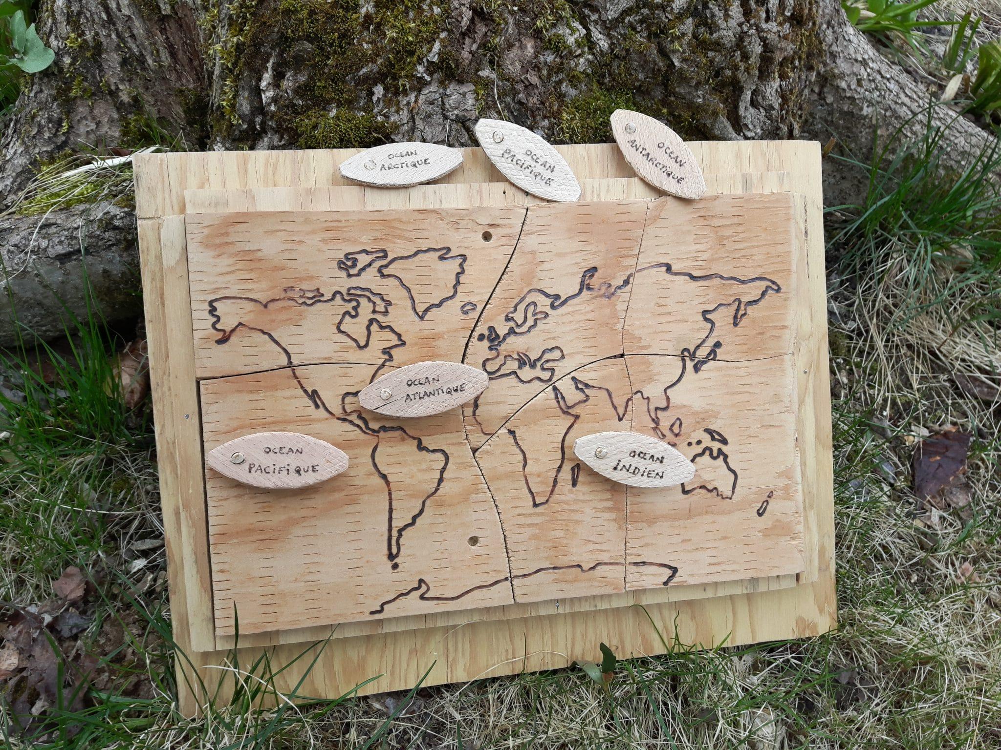 Géographie. Crédit photo : Frédéric Moreau